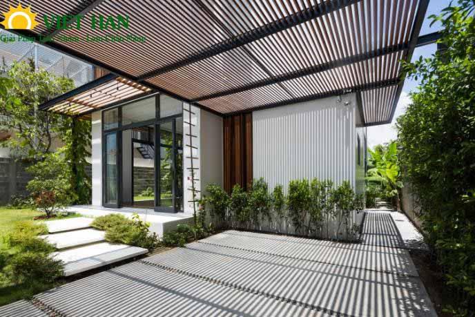Top 7 loại cửa nhôm cao cấp sử dụng nhiều nhất tại Việt Nam